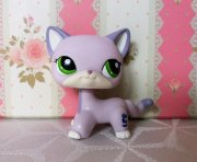 LPS LITTLEST PET SHOP kočka