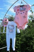 Body/overal Hello Kitty