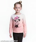 SUPER MIKINA - MIKINKA S MINNIE 134/140