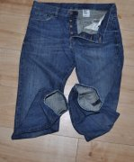 Rifle H&M bootcut 33/34 do vel. 180