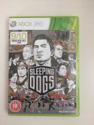 HRA NA XBOX 360 SLEEPING DOGS
