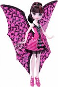 Monster High Draculaura netopýrka