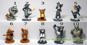 NE/KINDER figurky Tom a Jerry 3j