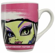 PORCELÁNOVÝ HRNEK MONSTER HIGH