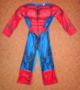 Kostým Spider Man,  GEORGE,  vel. 5-6 let.