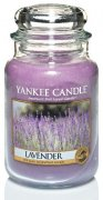 Lavender velký classic Yankee candle