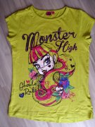 Super triko MONSTER HIGH