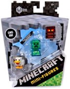 MINECRAFT MINI FIGURKY 3ks