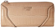 Peněženka Guess - Georgie SLG Slim Zip Wallet Nut