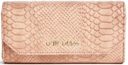 Peněženka G by Guess - Mckenna Slim Wallet Peach