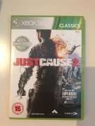 HRA JUST CAUSE 2 XBOX 360
