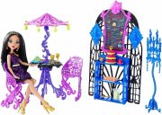 Monster High Scream and Sugar Cafe Cleo de Nile
