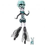 MONSTER HIGH Freak du Chic TWYLA CKD74