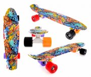 Pennyboard FISH F6 56 cm graffiti