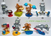 KINDER figurka Tom a Jerry 31d