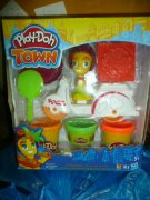 Play Doh Town Pizza motorka
