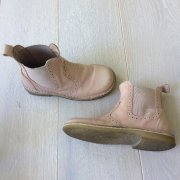 Pom Pom chelsea boots 32