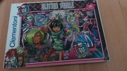Glitter puzzle Monster High