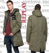 ♥BUNDA / PARKA REPLAY♥