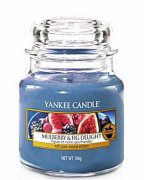 Svíčka YANKEE CANDLE malá MULBERRY & FIG DELIGHT