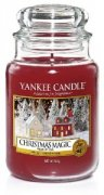 Christmas magic velký classic Yankee candle