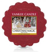 Christmas magic vonný vosk Yankee candle