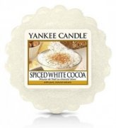Spiced white cocoa vonný vosk Yankee candle