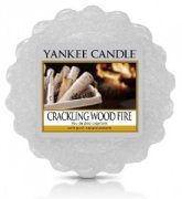 Crackling wood fire vonný vosk Yankee candle