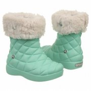 Crocs molded cuffed puff boot kids vel.31 C13