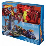 Hot Wheels Souboj s drakem DWL04