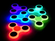Glow in the Dark Fidget Spinner - svítící