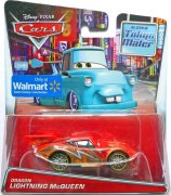 CARS DRAGON LIGHTNING McQUEEN