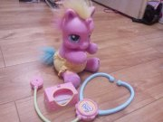 My little pony u doktora