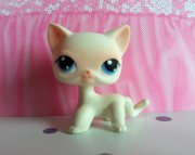 LPS LITTLEST PET SHOP shc kočka