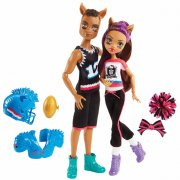 Monster High Clawdeen Wolf a Clawd Wolf