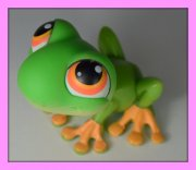 +++ LITTLEST PET SHOP - LPS - ŽÁBA +++