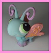 +++ LITTLEST PET SHOP - LPS - MOTÝL +++