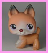 +++ LITTLEST PET SHOP - LPS - PES OVČÁK +++