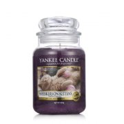 Whiskers on kittens velký classic Yankee candle
