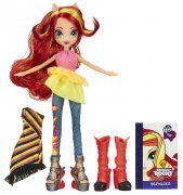 Hasbro - My Little Pony Equestria Girls Sunset Shi