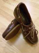 Timberland 2EYE Classic Boat Brown vel. 38