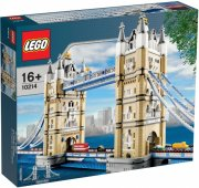 LEGO Londýnský most Tower Bridge 10214