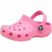 CROCS CLASSIC CLOG C6-C7 party pink