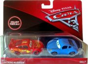 CARS SALLY & LIGHTNING McQUEEN