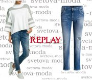 ♥REPLAY SLIM JEANS♥