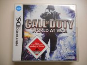 Nintendo DS hra Call of Duty