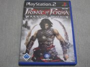 Playstation 2 HRA prince of persia warrior within