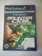 Hra Playstation 2 Splinter Cell Chaos Theory