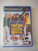 Hra Playstation 2 XHigh School Musical