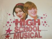 triko HIGH SCHOOL MUSICAL vel.134